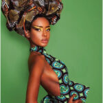 Express your Mood with a Duku Crown | African Prints in Fashion