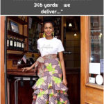 """Ankara Gang on Instagram: """"❤️❤️❤️❤️❤️❤️❤️❤️👗👗👗👗👗 😘😘😘😘😍😍😍😍😍😍😍😍😍😍😍😍Get beautiful and trendy in our lovely collections of ankara available in 3&6 yards✂✂✂✂we deliver…"""""""