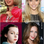 Charlie and the Chocolate Factory kids - then and now