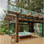 Rustic style spa space of rustic architecture dash   homify