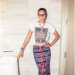 kisuaonline: Stella Jean for the Covetuer. We love this look! (An Artist With No Artform)
