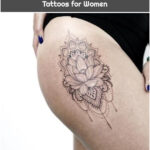 Lotus flower by Rachael Ainsworth - Tattoos for Women