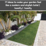 17 ideas to make your garden feel like a modern and stylish hotel | homify | homify