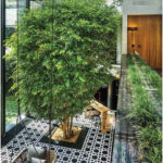 A INSIDE OUT ....OUTSIDE IN.... HOUSE....WOW...INDOOR GARDENS ARE AMAZING