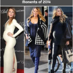 Blake Lively's Best Maternity Style Moments of 2014