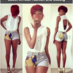 South African fashion and beauty