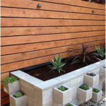 15+ Great Vertical Gardens With Concrete Blocks