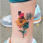 12 Beautiful Ideas for Tattooing a Flower