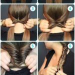 +32 easy and fast hairstyles step by step 2018 models