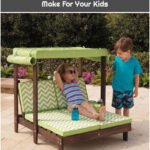 The Coolest Outdoor Play Spaces To Make For Your Kids