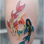 25+ Attractive Fish Tattoos for Women [2020] - Tattoos for Girls