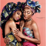 """Fab Prints Sync with Simple Makeup """"For the Love of Prints"""" 