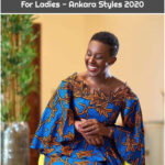 20 PHOTOS: Charming African Dresses For Ladies - Ankara Styles 2020