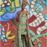 A Tale of Two Lengths - African Fashion lookbook | African styles