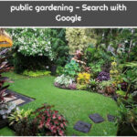public gardening - Search with Google