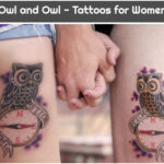 Owl and Owl - Tattoos for Women