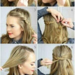 Half-length hairstyles that will make you look always beautiful
