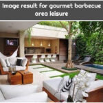 Image result for gourmet barbecue area leisure