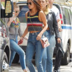 Selena Gomez Found the Summer Top to Wear With Blue Jeans