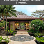 29 Creative Garden Designs You Can Build Yourself To Accent Your Home | Tropical...