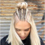 Trend Alert! Hair piercing is the favorite hairstyle of fashionistas! | You online