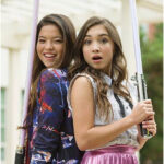 Rowan Blanchard And G Hannelius Stock Pictures, Royalty-free Photos & Images