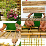 Bamboo to help your climbing plants