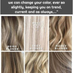 """HAIR REFORMATION BY NATALIE on Instagram: """"My blondes are chameleons! I always let them know, we can change your color, ever so slightly, keeping you on trend, current and as always,…"""""""