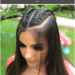 Stunning half up half down prom hairstyles #Prom #Hairstyles #Updos ...