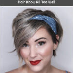 24 Struggles All Women With Short Hair Know All Too Well